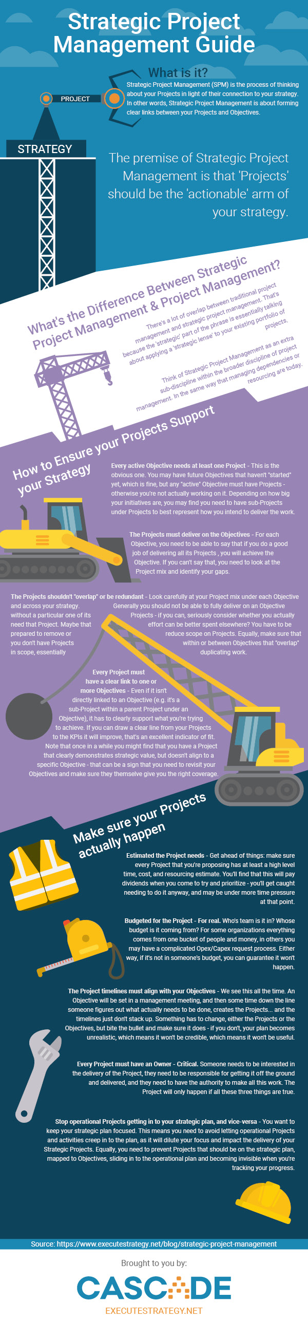 strategic-project-management-infographic